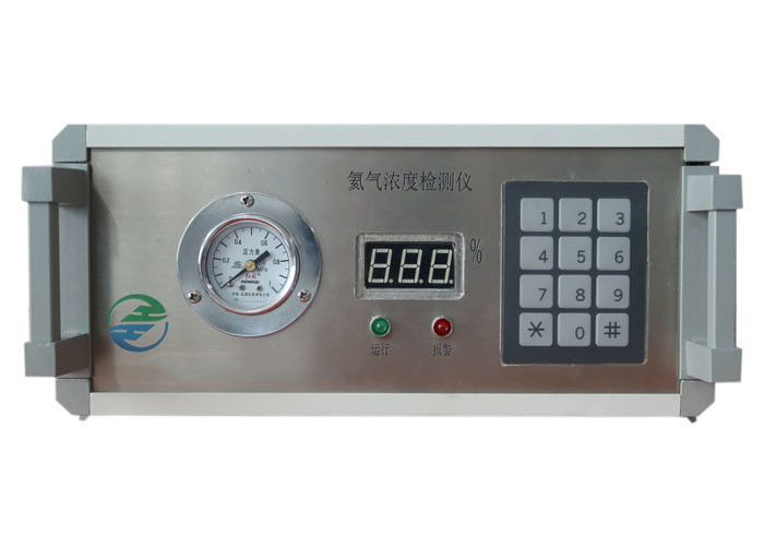 Portable Helium Concentration Detector 70%-100% He Real Time Monitor Device LED Display