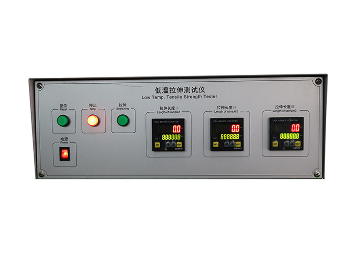 Three Stations IEC60811-1-4 Cable Testing Equipment
